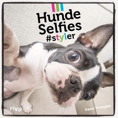 Hunde-Selfies Cover