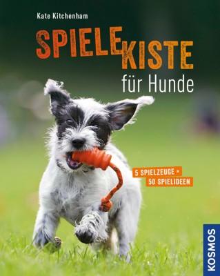 Spielekiste für Hunde