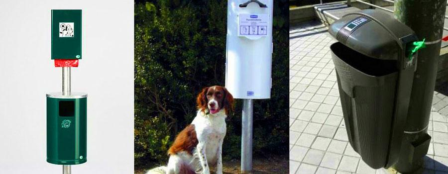 Beutelspender Hundekot