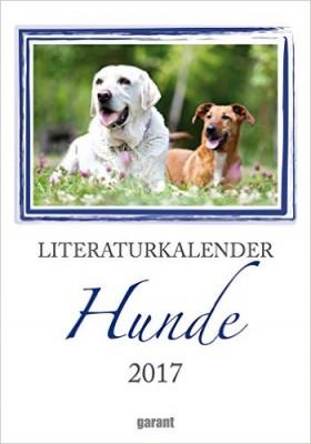 Gewinnspiel: Literaturkalender Hunde 2017