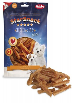 StarSnack Chicken Jerkey mini