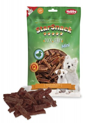 StarSnack Duck Jerkey mini