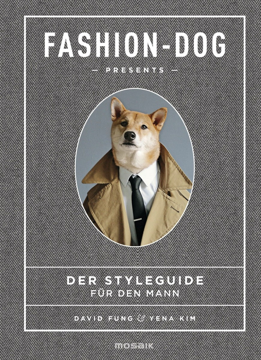 Fashion Dog von David Fung