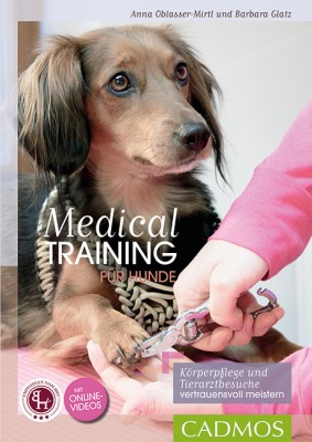 Medical Training für Hunde
