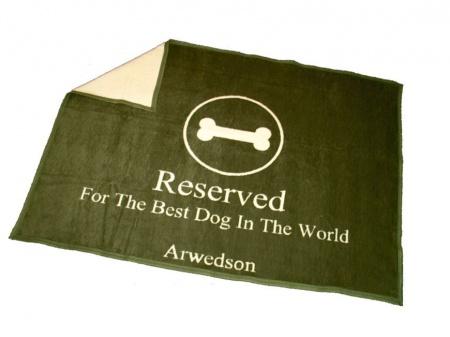 """Arwedson Decke """"Reserved"""""""