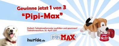 Gewinnspiel: Pipi-Max