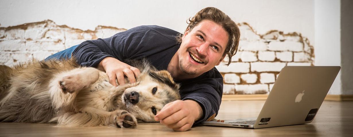 Interview mit Maximilian Gaar, Hundekoch Profi