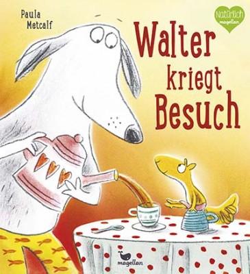 """Gewinnspiel: """"Walter kriegt Besuch"""""""