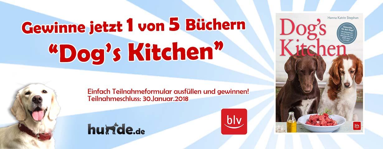 Gewinnspiel: Dog's Kitchen