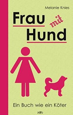 Gewinnspiel: Frau mit Hund