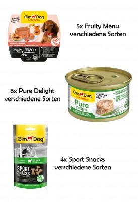 Gewinnspiel: GimDog Snack-Paket