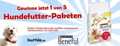 Gewinnspiel: Hundefutter-Pakete von PURINA Beneful