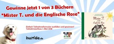 Gewinnspiel: Mister T. und die Englische Rose