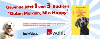 Gewinnspiel: Guten Morgen, Miss Happy