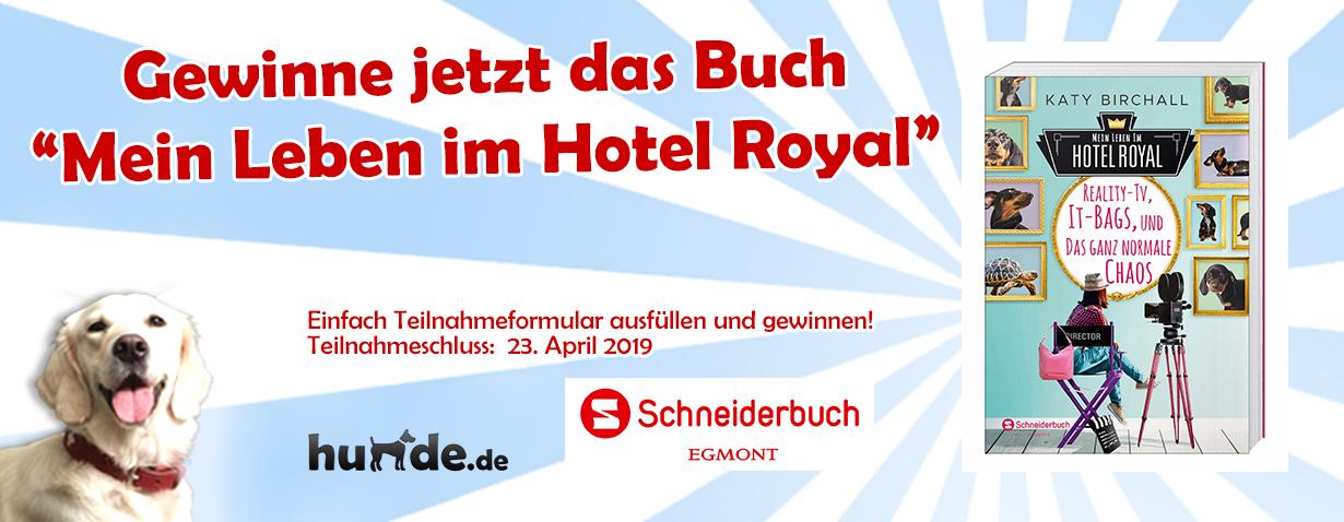 Mein Leben im Hotel Royal