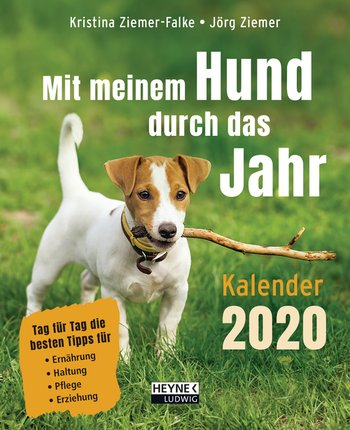 Mit meinem Hund durch das Jahr 2020