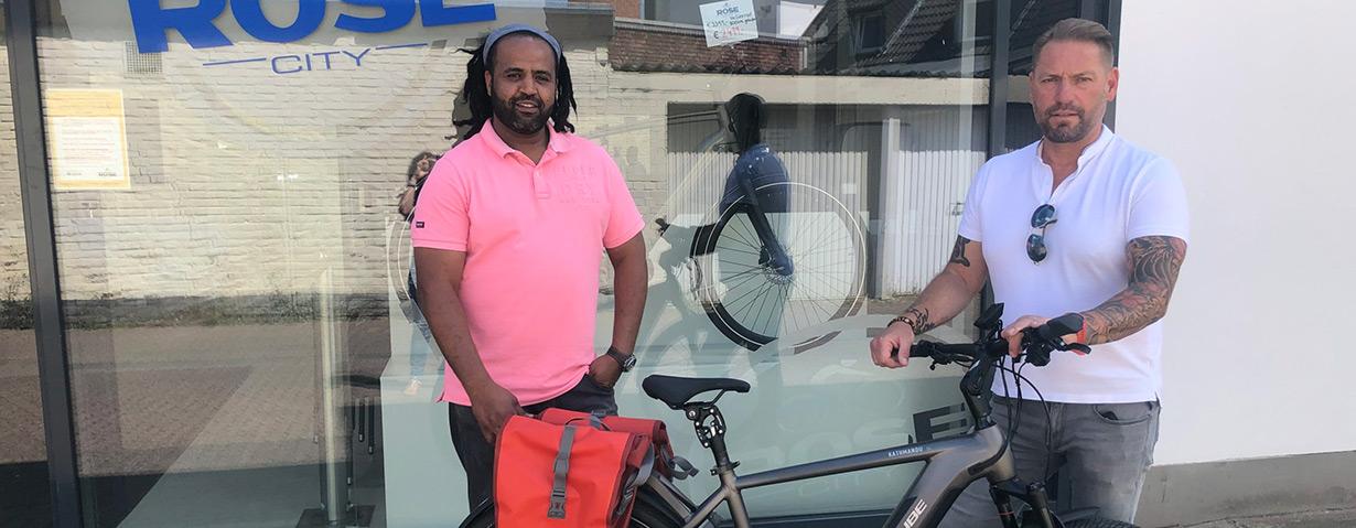 Dr.Clauder bietet mit JobRad-Projekt Dienstfahrräder für MitarbeiterInnen des Tierernährungsexperten aus Hamminkeln