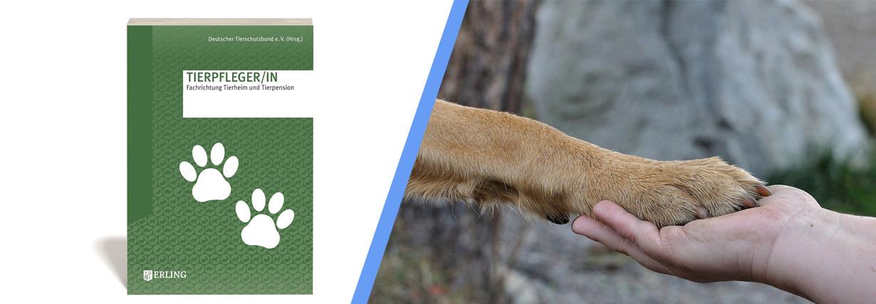 Erstes Fachbuch für Tierpfleger in Tierheimen und -pensionen