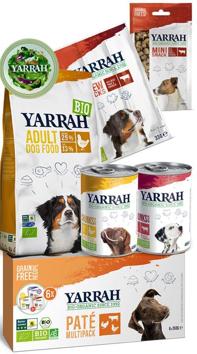 Yarrah Organic Petfood