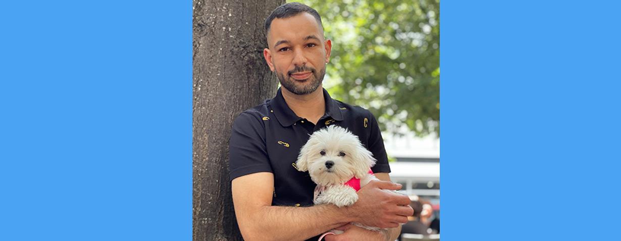 Mohamed Ali Oukassi: Eine zweite Chance für Hündin Tiffany