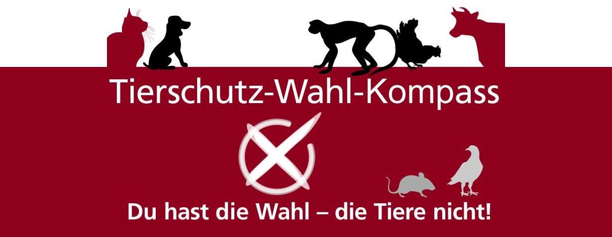 Tierschutz-Wahl-O-Mat: Jetzt mitmachen